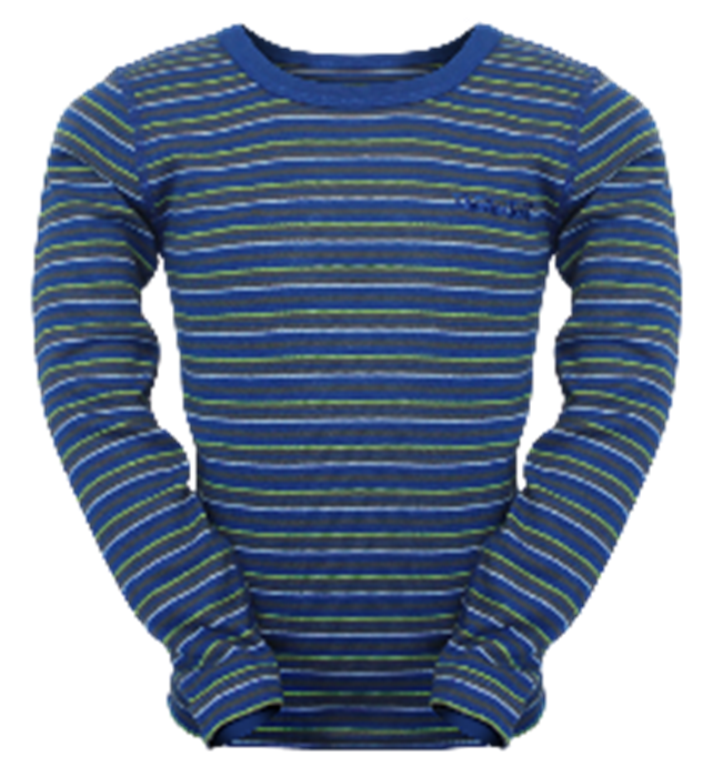 ThermaTech SpeedDri L/S Kids Crewe