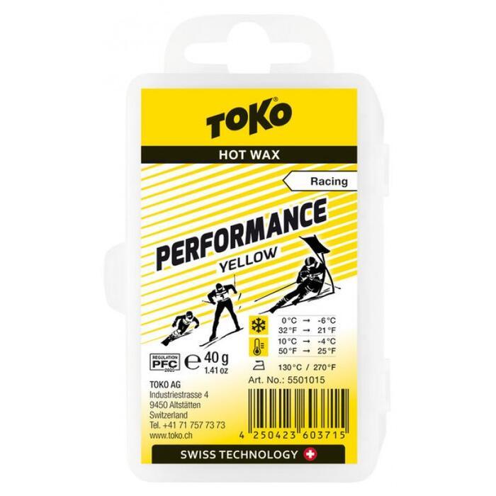 Toko Performance Hot Wax