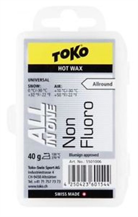 Toko All-in-One Hot Wax 40g