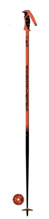 Kerma Vector Ski Pole - Orange