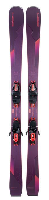 Elan Wildcat 82 C PS Wmns Ski + ELW 9 Shift Binding A