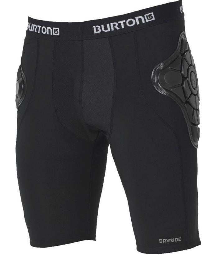 Burton Total Imp Wmns Short True Black