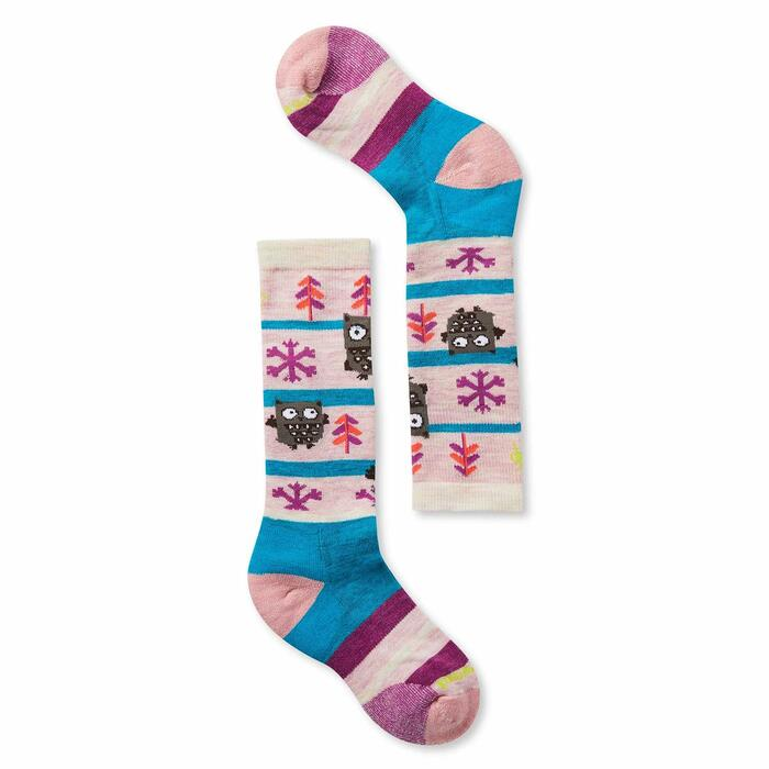 Smartwool Wintersport Owl Kids Sock