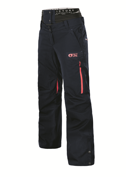 Picture Exa Wmns Pant - Dark Blue
