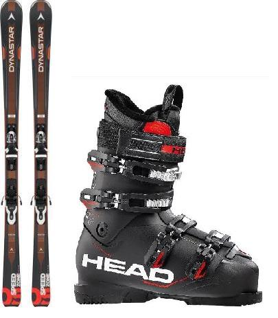 Dynastar Speed Zone 5 Ski Package