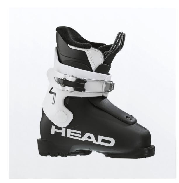Head Z1 Kids Ski Boot - Black/White
