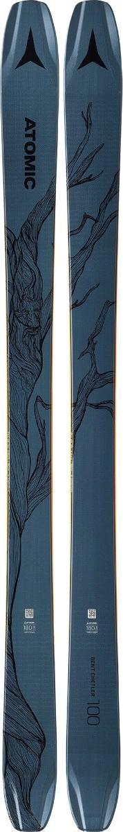 Atomic Bent Chetler 100 Ski + Warden MNC 13 Binding 2019