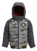 Minishred Gameday Kids Jacket