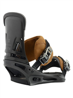 Burton Malavita Leather Snowboard Binding