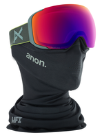 Anon M2 Goggle + Spare Lens + MFI Face Mask