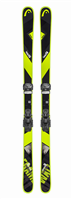 Head Frame Wall Ski + ATTACK 11 Binding