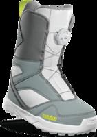 ThirtyTwo Boa Kids Snowboard Boots - Grey/White/Green