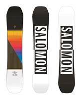Salomon Huck Knife Snowboard 19