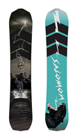 Salomon Ultimate Ride Snowboard 19
