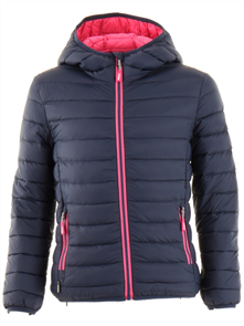 Surfanic Dove Puffer Girls Jacket