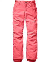 O'Neill PG Charm Kids Pant - Neon Tangerine Pink