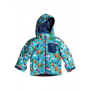 Quiksilver Mr Men Little Mission Kids Jacket
