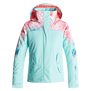 Roxy Jetty Block Girls Jacket