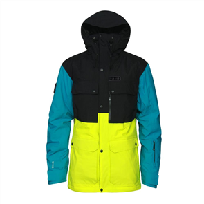 Planks Tracker Jacket