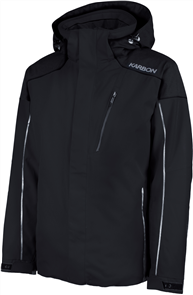 Karbon Graphite Alpha Chromium Jacket
