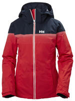 Helly Hansen Motionista Wmns Jacket Alert Red