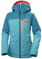 Helly Hansen Powchaser Wmns Jacket Scuba Blue