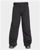 Billabong Grom Boys Pant - Black Caviar