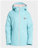 Billabong Sula Solid Wmns Jacket - Nile Blue