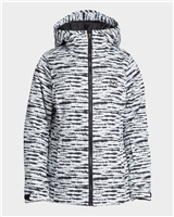 Billabong Sula Printed Wmns Jacket - Black/White