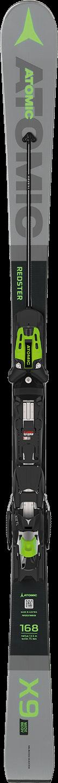 Atomic Redster X9 WB Ski + X12 GW Binding A