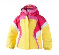 Obermeyer Alta Kids Jacket - Buttercup