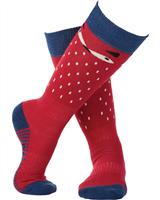 Rojo Anamalia Girls Sock