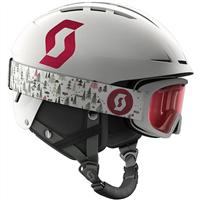 Scott Apic Jnr Helmet + Witty Jnr Goggle