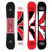 GNU Space Case Snowboard 19