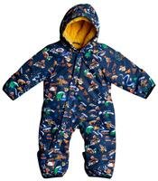 Quiksilver Baby Suit - Insignia Blue Snow Aloha