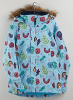 Burton Bennett Kids Jacket - Embroidered Floral