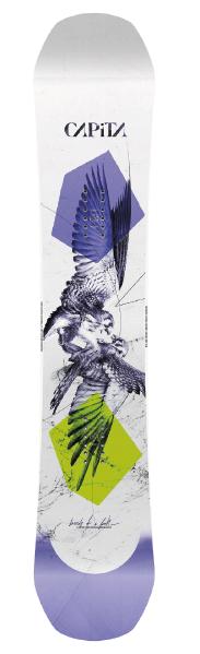 Capita Birds of a Feather Wmns Snowboard