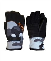 XTM Zoom Kids Glove - Snow Camo