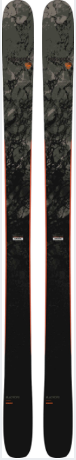 Rossignol Blackops Smasher Ski + Armada Warden 11 Binding