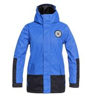 DC Blockade Youth Kids Jacket - Iolite Blue