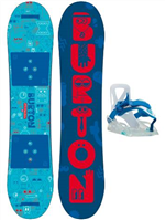 Burton After School Kids Snowboard + Binding