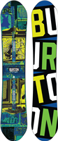 Burton Protest Youth Snowboard