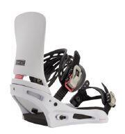 Burton Cartel Snowboard Binding - Miami White