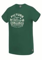 Picture Colter Tee - Forest Green