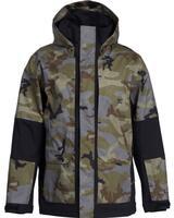 DC Command Jacket - Woodland Camo Castlerock