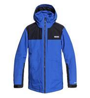 DC Company Jacket - Iolite Blue