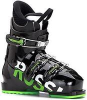 Rossignol Comp J3 Kids Ski Boot - Black