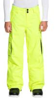 DC Banshee Youth Kids Pant - Safety Yellow