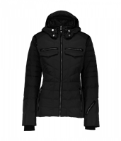 Obermeyer Devon Down Wmns Ski Jacket - Black