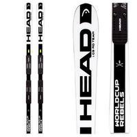 Head WC Rebels iGS RD Team Ski + Freeflex EVO 11 Binding